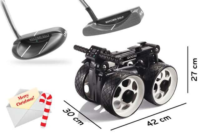 Holiday Golf Christmas Gift Guide 2012 Mygolfway