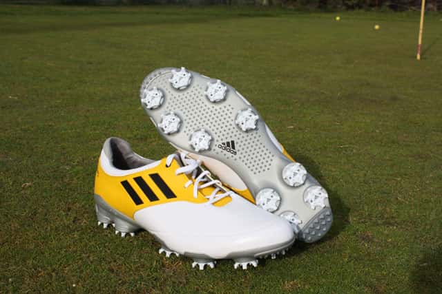 zapatos golf adidas adizero