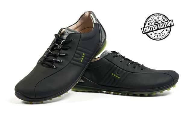 Ecco Golf Launching Biom Zero Minimalist Natural Motion Golf Shoe Mygolfway Plataforma Online Del Sector Del Golf Online Platform Of Golf Industry