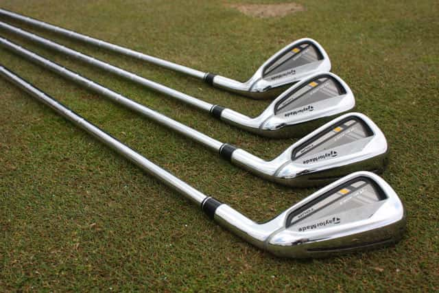 Test TaylorMade RocketBladez Tour