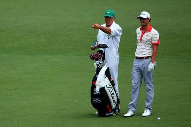 Adam Scott Masters 2017 What S In The Golf Bag