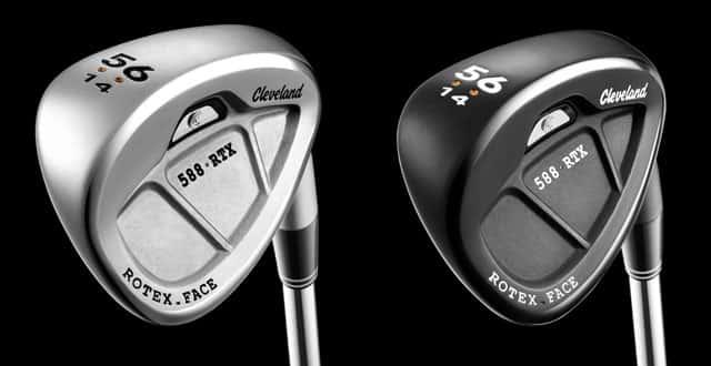 Cleveland Golf wedges 588 RTX CB