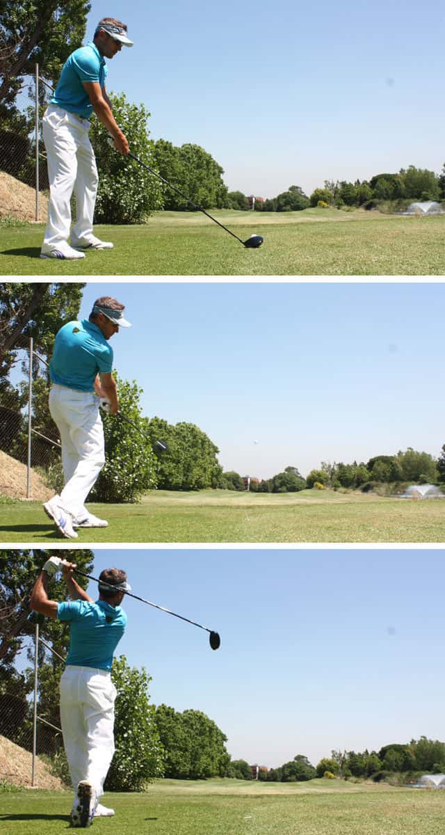 Test MyGolfWay.com: Driver Cleveland Golf Classic XL Custom