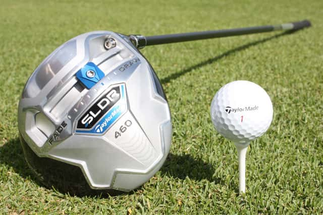 Review MyGolfWay.com: TaylorMade Golf SLDR Driver