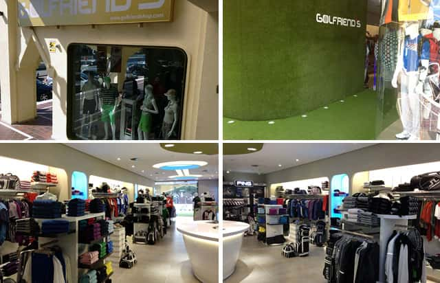 golfriend s a spectacular golf store between marbella