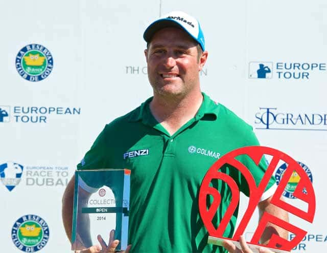 NH Collection Open - First victory for Marco Crespi on the European ...