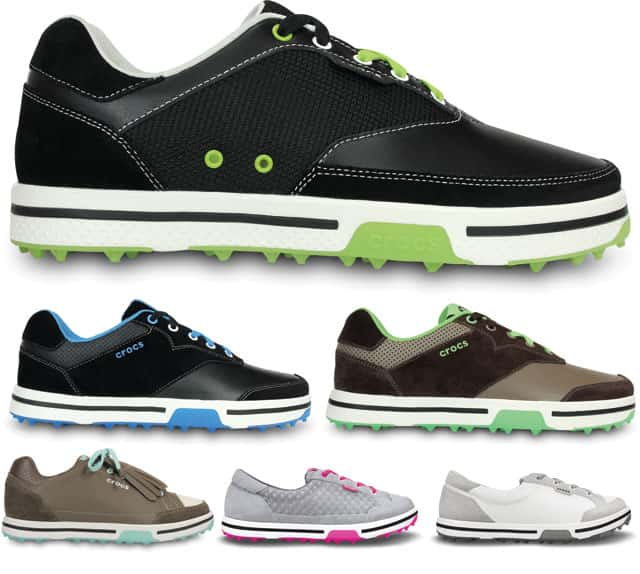 Buy Crocs Golf Shoes