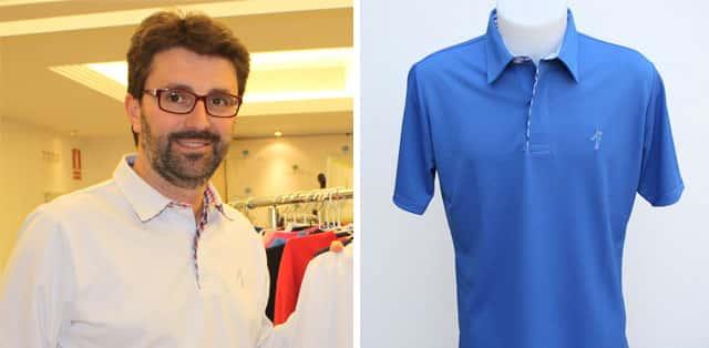 f83efa4fa0 Polo Swing - Dry Bioactive Swing golf polo shirt