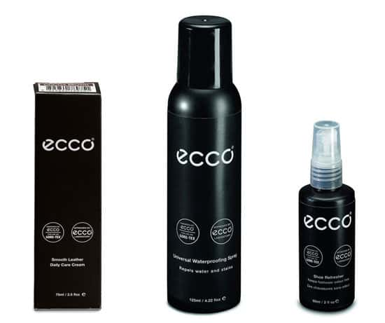 Now In The Golf Shop They Told Me That Ecco Has A Series Of Special Products For Shoe Care And Explained How To Use Them