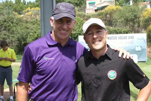Golf BioDynamics-Dr. Robert J. Neal y Carlos Vivas