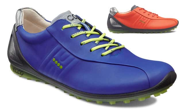 ec8f8115cfbf Ecco - Minimalist hybrid golf shoe offers new BIOM Zero models ...