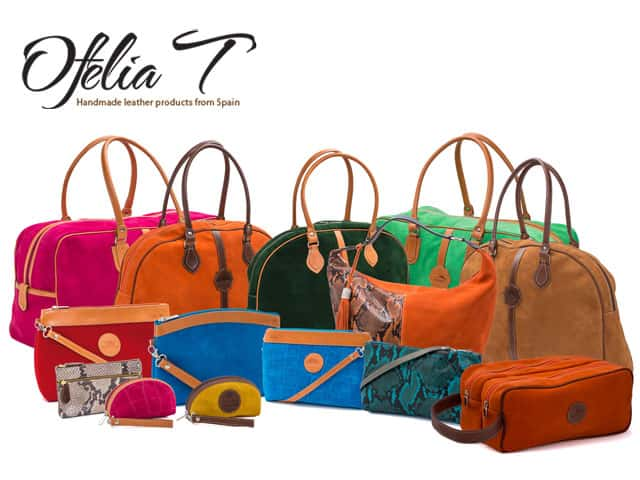 Ofelia T - New website for the Spanish handmade leather