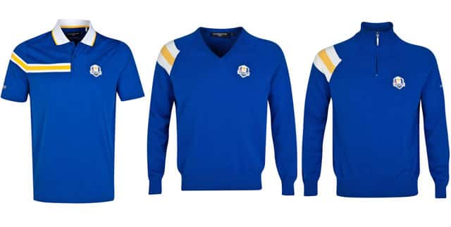 Ryder Cup European Team Uniforms 2017 63