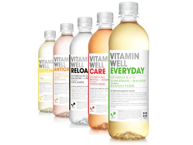 Vitamin Well The Refreshing Sports Drink Now In Five
