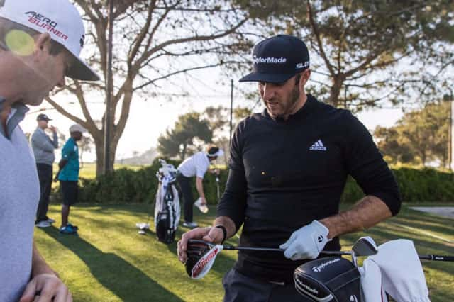 Taylormade Golf The Arsenal Of Dustin Johnson To Win The