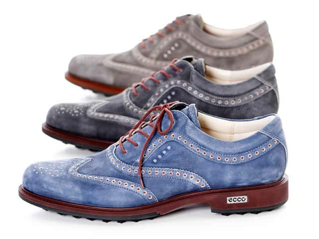 ECCO Golf – New leathers and finishes