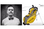 Wilson Golf – Anatomía de la bolsa trípode neXus ganadora del concurso