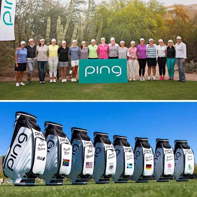 Ping golf logo png
