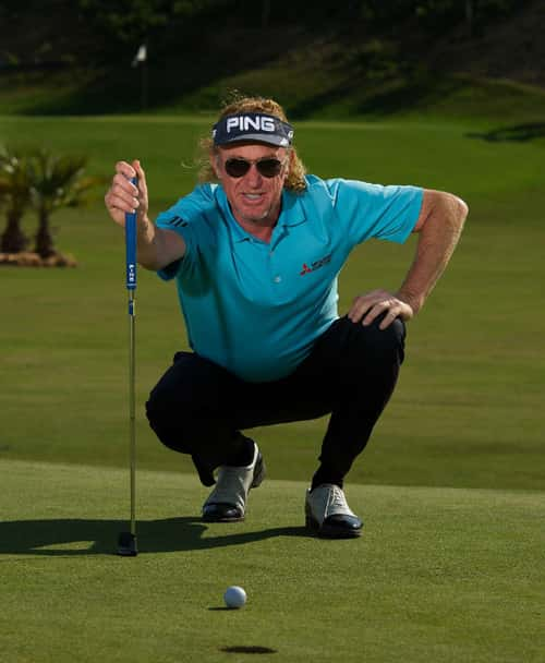 Bmw Of Maui: Miguel Angel Jimenez Joins Sunglasses Team Of