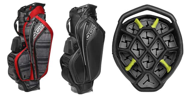 Designs Of Pen Stand : Ogio ingenious new golf bags designs featuring silencer