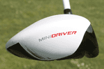 Test: Mini Driver TaylorMade Golf AeroBurner