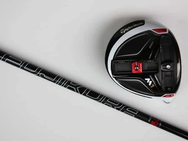 Top Driver Shafts On Tour