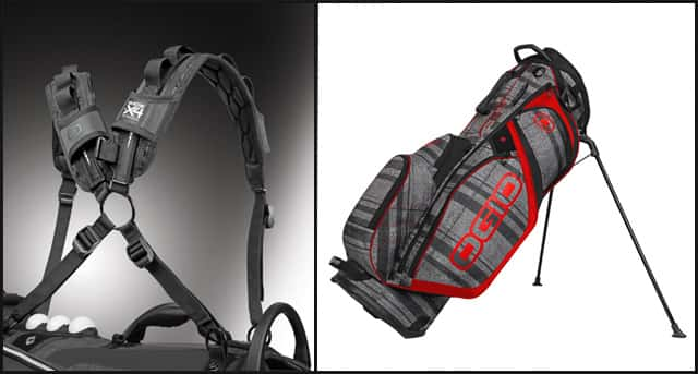 November 26 2017 The New Sho X4 Suspension Straps From Ogio Innovative Designer Of Golf Bags Blessed With Unique Styling And Intelligent Design