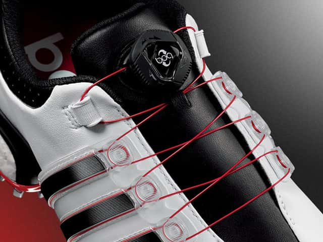 promo code 13f38 b091c adidas Golf – The TOUR360 BOA BOOST golf shoe with the dial on the top, now  available