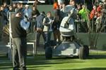 #MyGolfGuay – Hasta los robots de golf son capaces de hacer un 'hoyo en uno'
