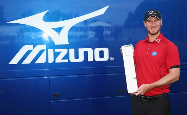 Mizuno Golf - What's in the bag of Chris Wood, the 2016 BMW PGA