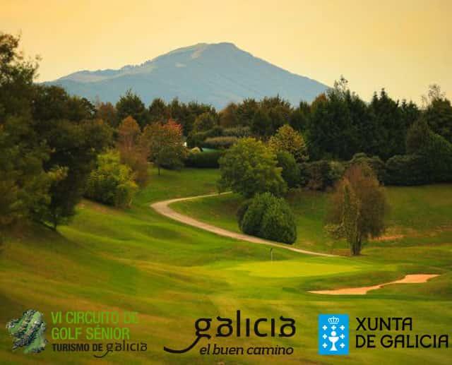 Circuito Galicia : Circuitos el vi circuito de golf sénior turismo
