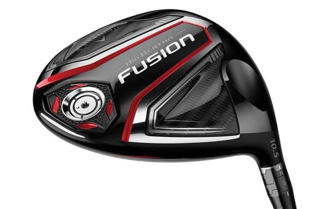 Callaway Golf – Driver y maderas Big Bertha Fusion, con ...
