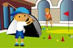 Fundación Seve Ballesteros – El golf llega a la zona infantil del Hospital Valdecilla