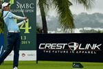 Crest Link – La ropa oficial del SMBC Open de Singapur, protagonista del Tour Asiático 2017