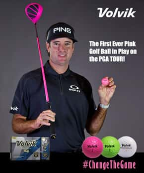 6aff8ef1e6 Watson is joining a professional staff that has had significant success on  their respective professional tours. Volvik has experienced more colour golf  ...