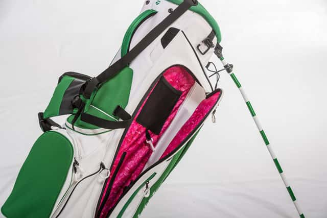 Taylormade Golf Prepared For The First Major Of The Year