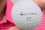 TaylorMade Golf – Cambio en la bola de Sergio García, del 49 rojo al 17 verde en la misma TP5