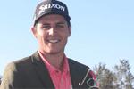 Srixon – Matt Atkins gana en el Web.com Tour con la bola de golf Z-STAR XV amarilla