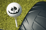 #MyGolfGuay – Tiempo de Halloween, cuando el terror también llega al material de golf