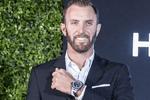 Golf y Relojes – Dustin Johnson se une a Hublot para presentar el primer reloj de golf mecánico abierto