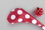 #MyGolfGuay – Envolver un palo de golf de regalo de Navidad como un pro