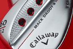 Callaway Golf  – Groove-in-Groove Technology sets standard for new Mack Daddy 4 wedges