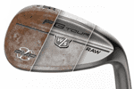 Wilson Golf – El nuevo wedge Wilson Staff PMP-RAW se añade a los modelos Oil Can y Tour Frosted
