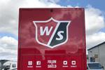 Wilson Golf – Nuevo camión de Wilson para la generación más joven de sus jugadores en el Tour
