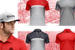 adidas Golf – Dustin Johnson, Jon Rahm y Sergio García, vestidos para ganar el Open USA 2018