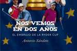 Libros – 'Nos vemos en dos años – El embrujo de la Ryder Cup', por Antonio Sándeto