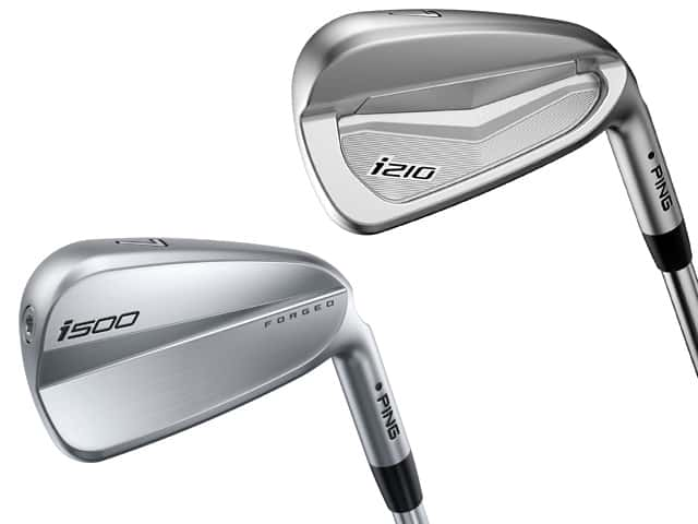 PING – Introduction of the i500 and i210 irons, two new high ... Golf Iron Designs on wrestling iron, steam iron, curling iron, travel iron,