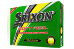 Srixon – Introduction of the new Soft Feel golf ball: softness never brought you this far