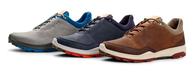 7958788c6794 ECCO BIOM HYBRID 3 is available in three new colours for Autumn Winter  2018  Wild Dove (Racer Yak leather)