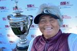 Lynx – Celebración del segundo Major del año de Laura Davies, el Sénior LPGA Championship